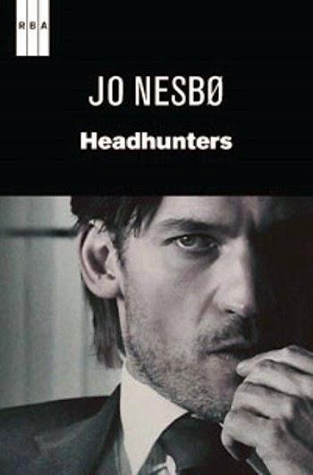 Headhunters Jo Nesbø