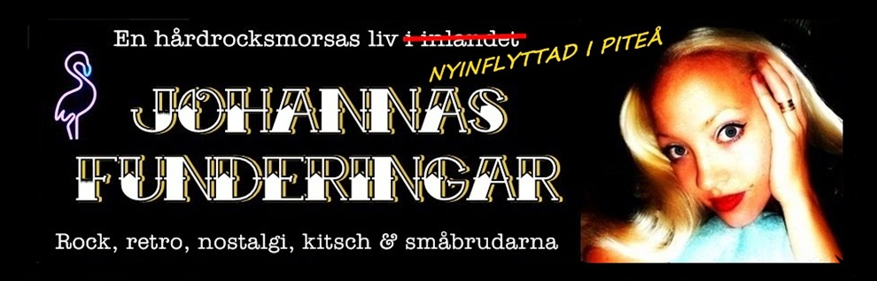 Johannas Funderingar...