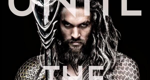 Jason Momoa imagen oficial Aquaman