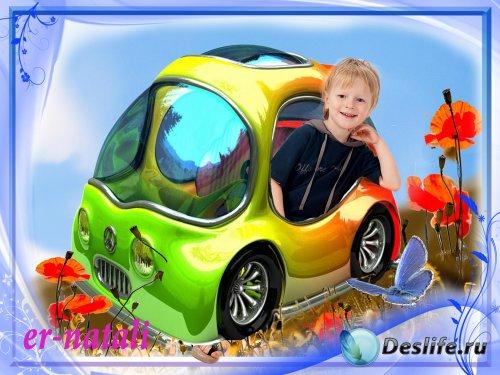 Araba içinde çocuk fonları