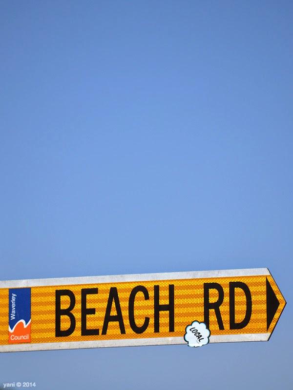 beach road, bondi