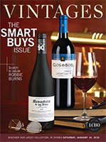 LCBO Wine Picks from January 10, 2014 VINTAGES Release