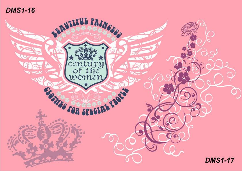 Diseños Mujer - Summer (Parte 1) - Dibujos Para Imprimir