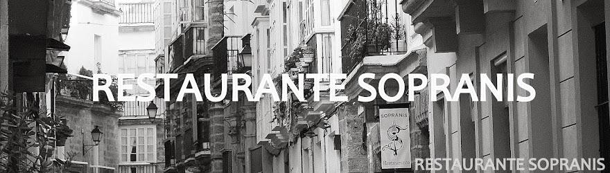 Restaurante Sopranis .