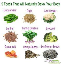 makanan bantu detoks
