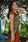 New actress Haritha glamorous stills-thumbnail-5