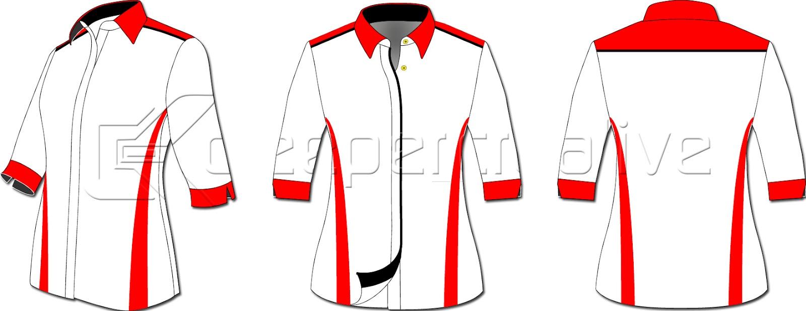 Uniform Design CS 03 Series | Corporate Shirts