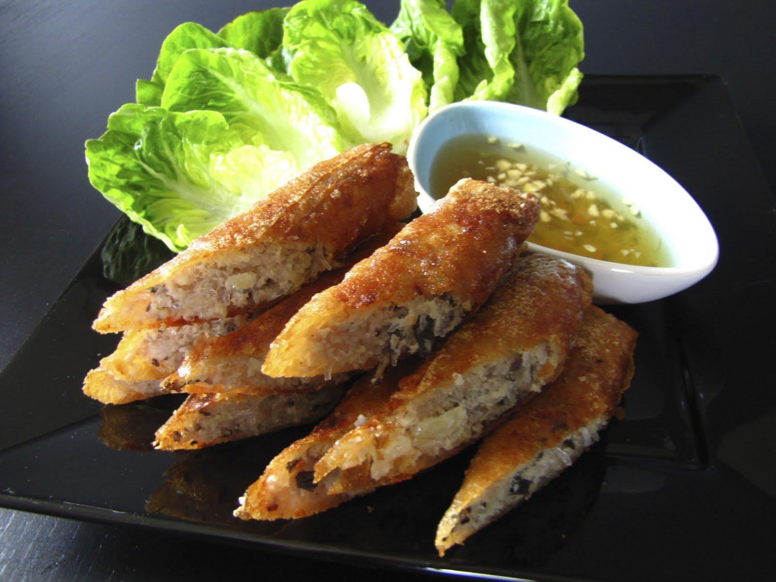 Kinkustom nems food by miss kinky Nems vietnamiens