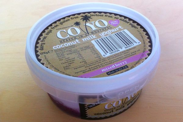 Review: CoYo Coconut Milk Yoghurt