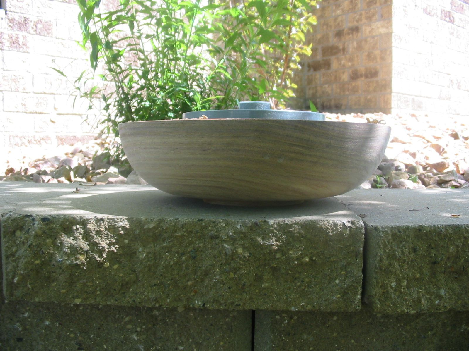how to turn a bowl with a faceplate