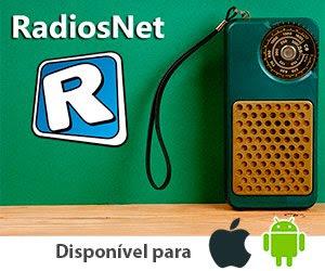 App para Celulares Rádios Net