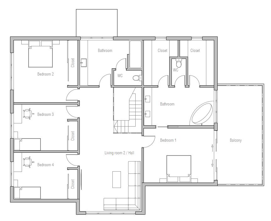 Plantas de casas modernas junho 2015 for Planos casas modernas 1 planta