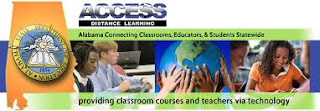 Alabama Connecting Classrooms, Educators, and Students Statewide banner