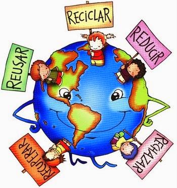 Recicla, reduce, reutiliza...