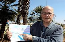 Un inventor español patenta un túnel para que puedan circular trenes en el desierto