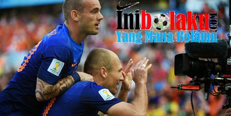 Robben Sebut Permainan Belanda Melawan Australia Jelek