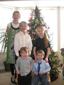 Ashlee, Joshua, Lydia, Taylor, & Jared