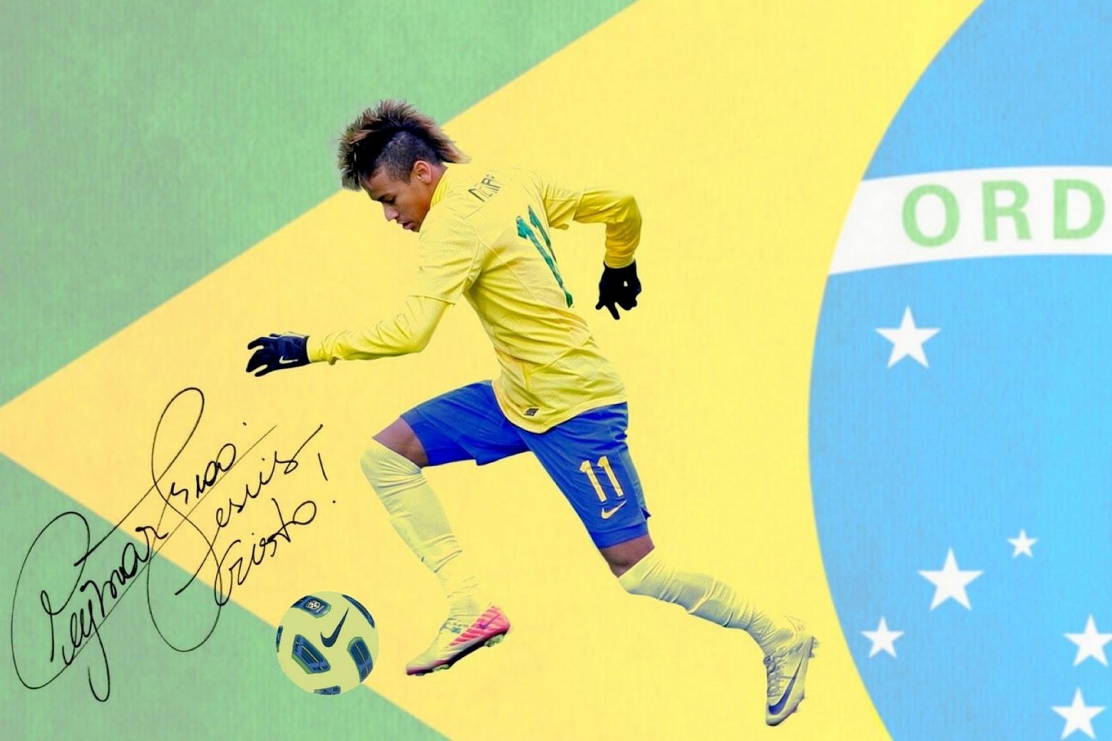 neymar da silva 2013 wallpapers all about football