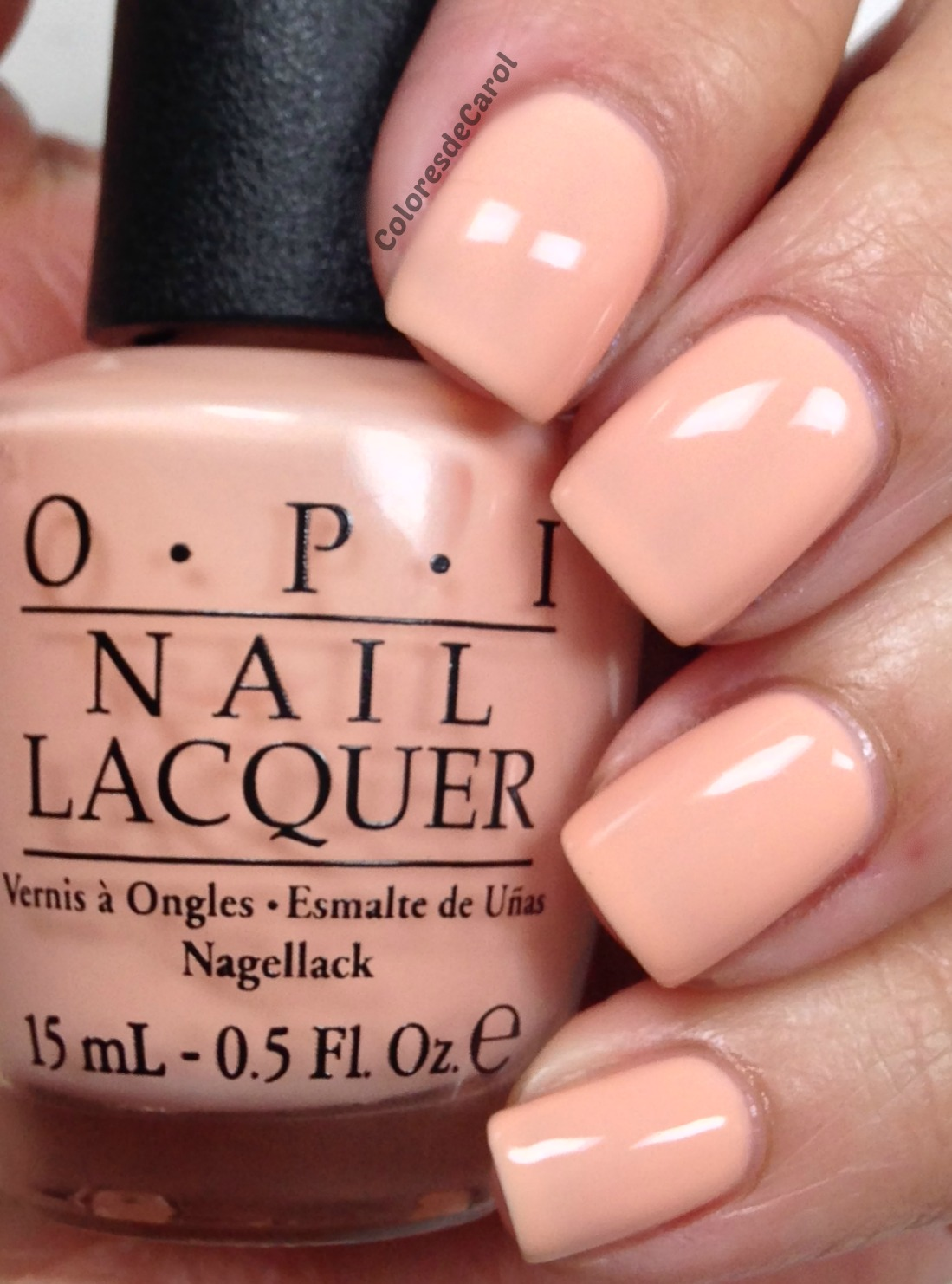 Colores De Carol Opi Muppets Most Wanted Collection