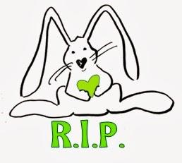 Onze overleden konijntjes