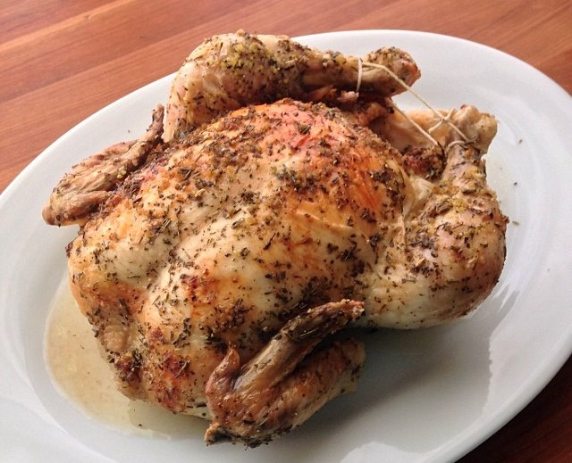Barefeet In The Kitchen: How To Roast A Chicken