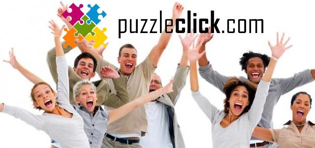 Ganhar Dinheiro  com a Puzzle Click
