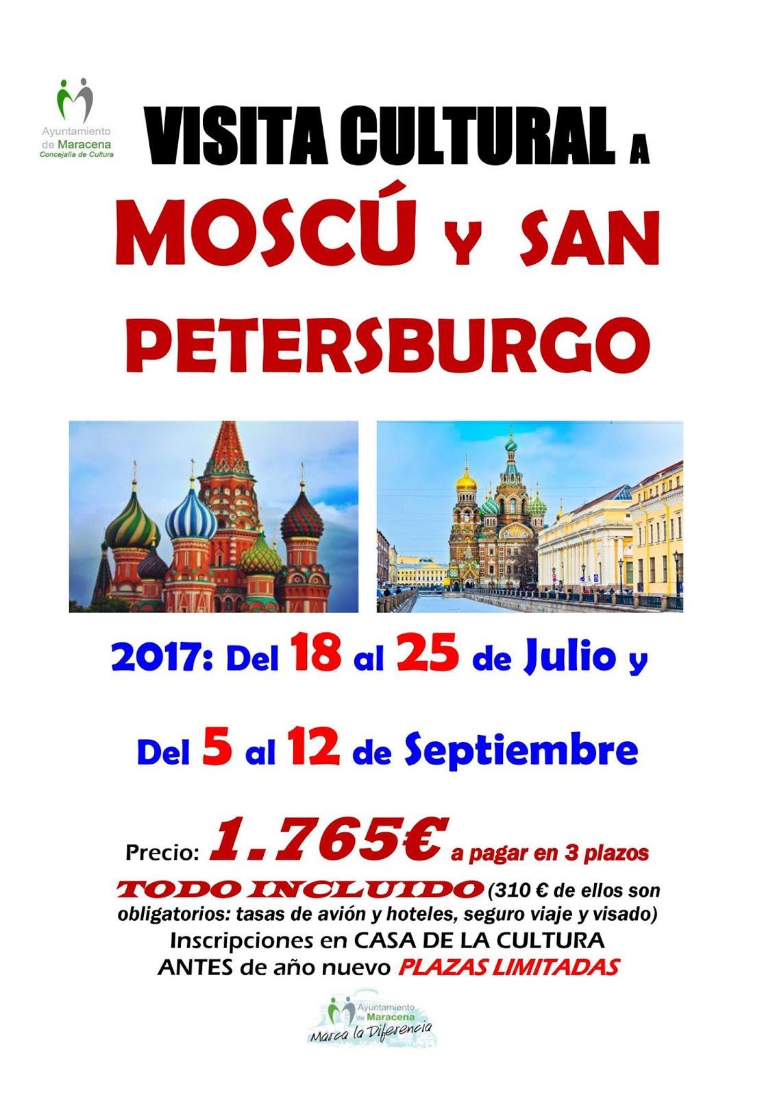 VIAJE A MOSCU