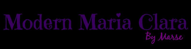 Modern Maria Clara