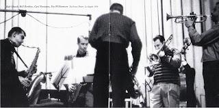 Stu Williamson - Mel Lewis - Jumpin' At The Woodside