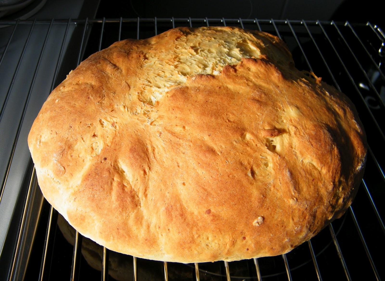 Potato bread - recipe (including photos) | Life in Luxembourg