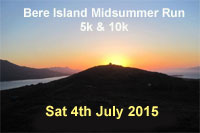 An amazing spot for a race...Bere Is...Sat 4th July