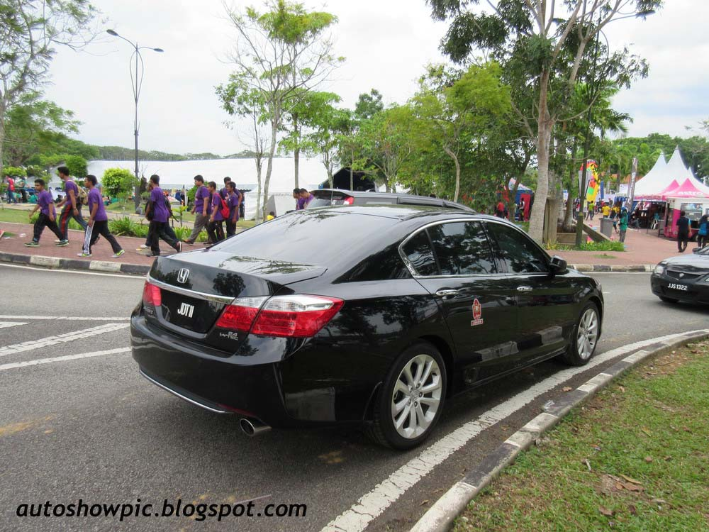Honda Accord 2.4 Exco Negeri Johor JDT11