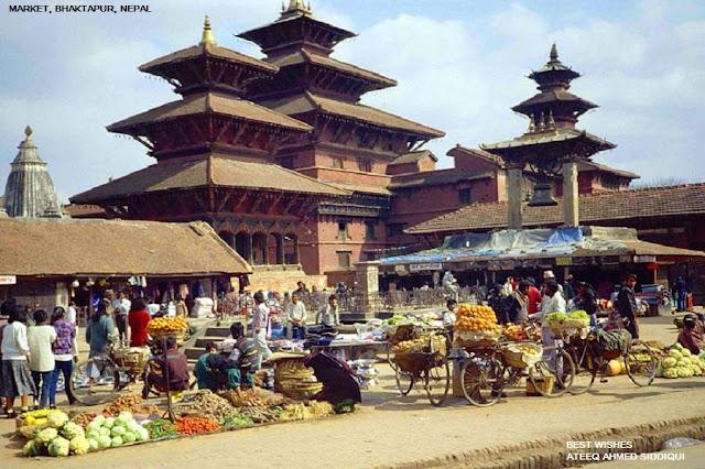 நேபாளம்-அழகான படங்கள்.... Nepal+-+Bakthapur+Marketplace