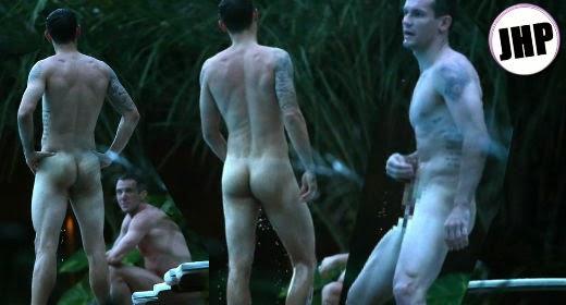 croazia calciatori nudi