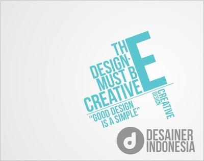 Cara Membuat Desain Teks Sederhana