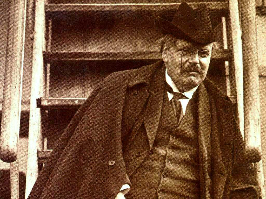 on lying in bed and other essays by g.k. chesterton