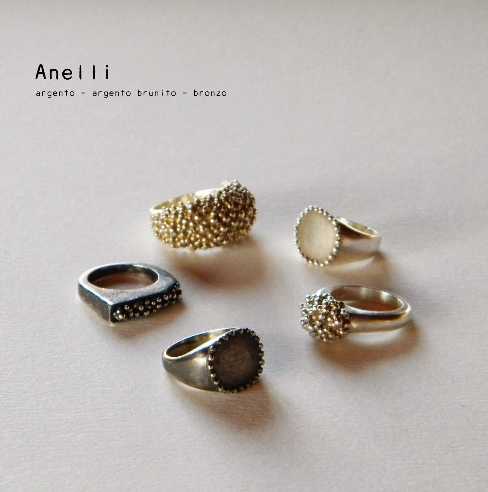 Anelli…PART II