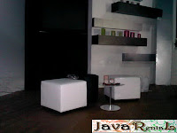 Rental Sofa Puff Chair Minimalis Murah Jakarta