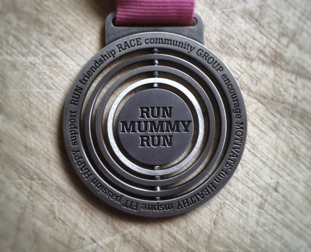 RMR Medal Bling // 76sunflowers