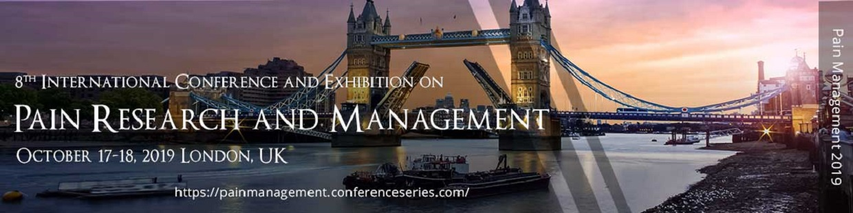 8th International Conference and Exhibition on  Pain Research and Management