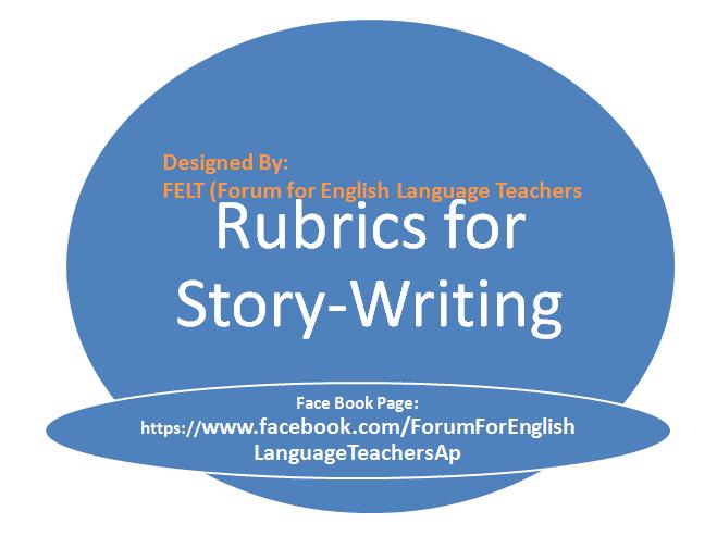 Story writing rubrics