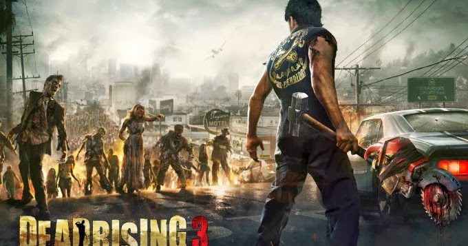 DEAD RISING PLAYSTATION 4 STANDARD Free Games For You