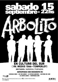 Arbolito en Cultura del Sur!