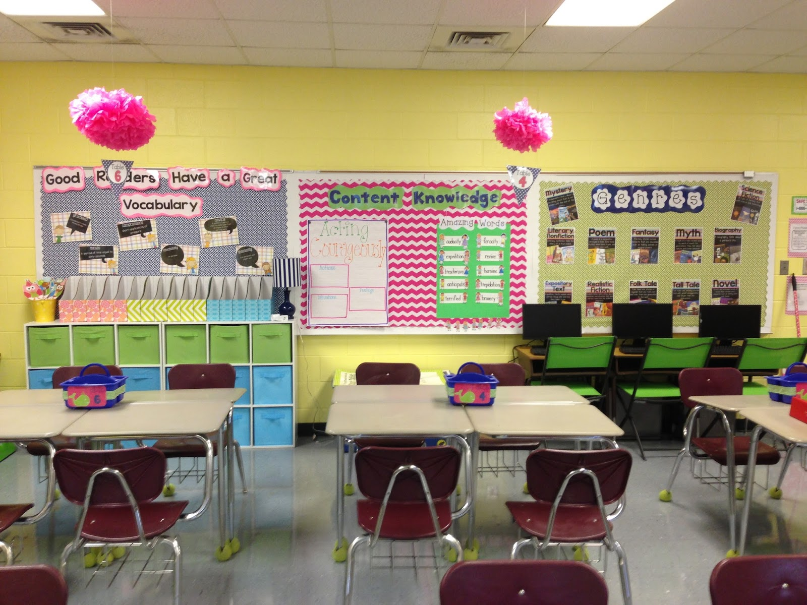 Classroom Ideas For 5th Grade ~ Teacher week meet my classroom life in fifth grade