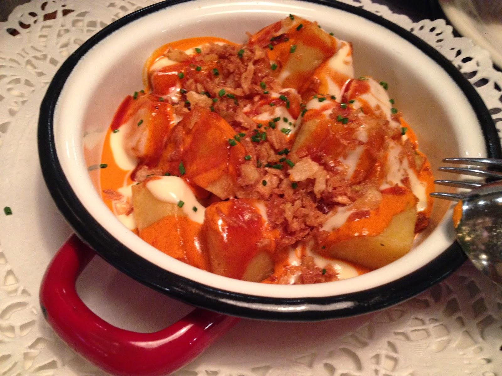 La agenda de vicky cenando en la maruca - Restaurante la maruca ...