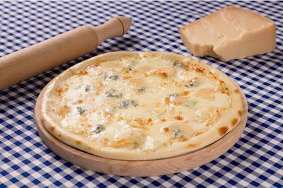 Pizza pe gustul meu, Formaggi-Cipolla