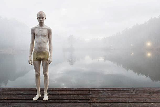 Cute Wood sculptures by Bruno Walpoth