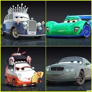 Cars 2 Character Picture And Wallpaper