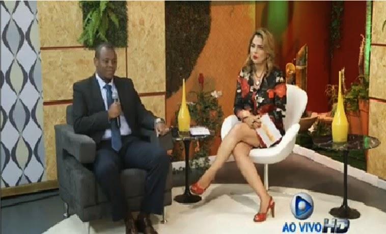Entrevista Programa 'A Tarde é Show'
