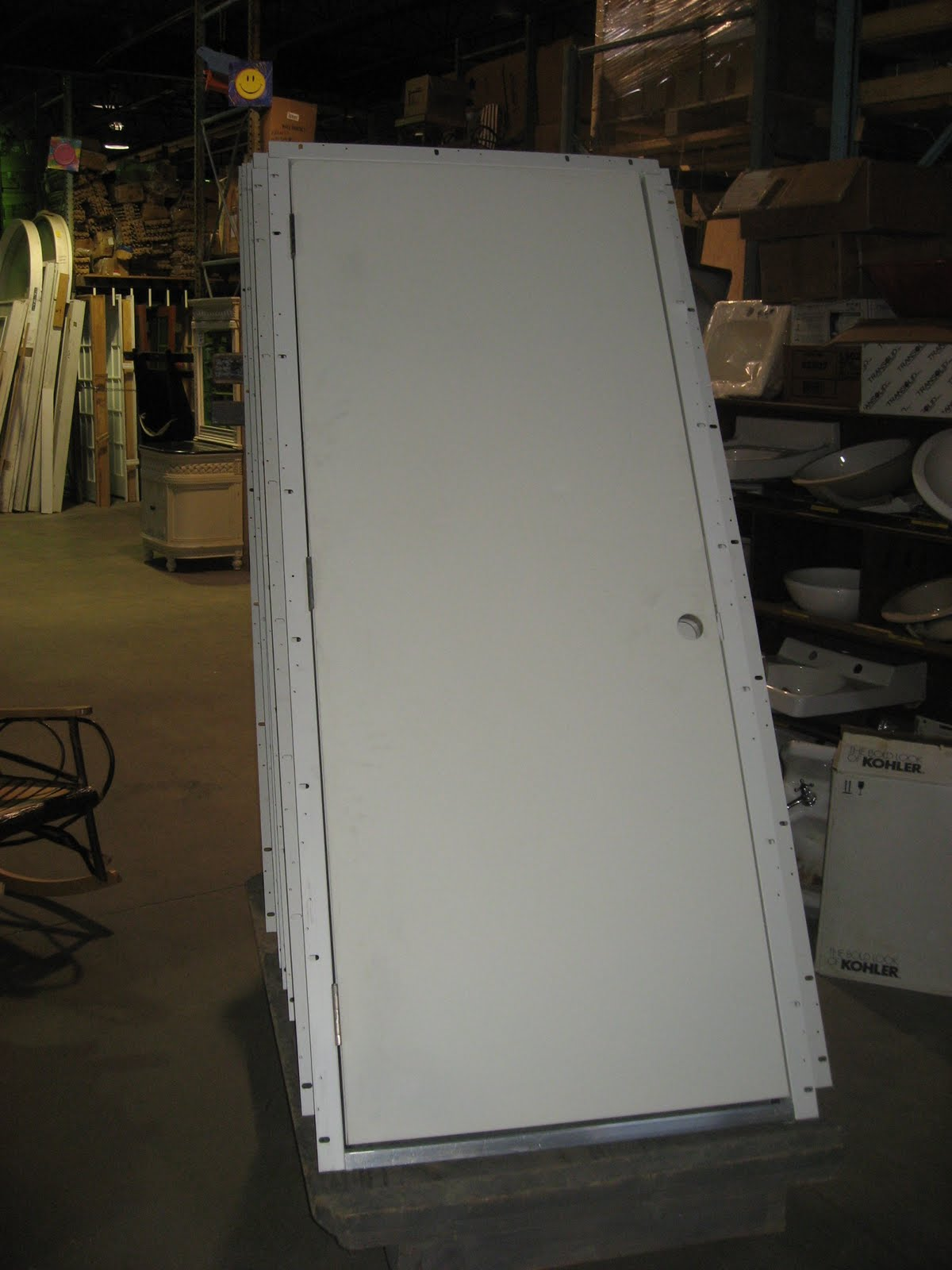 blue ridge surplus 90 minute fire rated flush metal doors. Black Bedroom Furniture Sets. Home Design Ideas